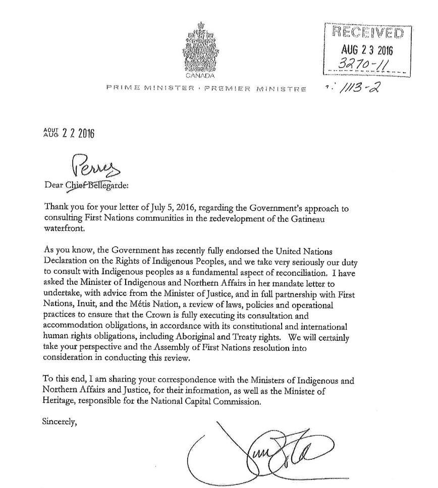 PM letter Aug 2016