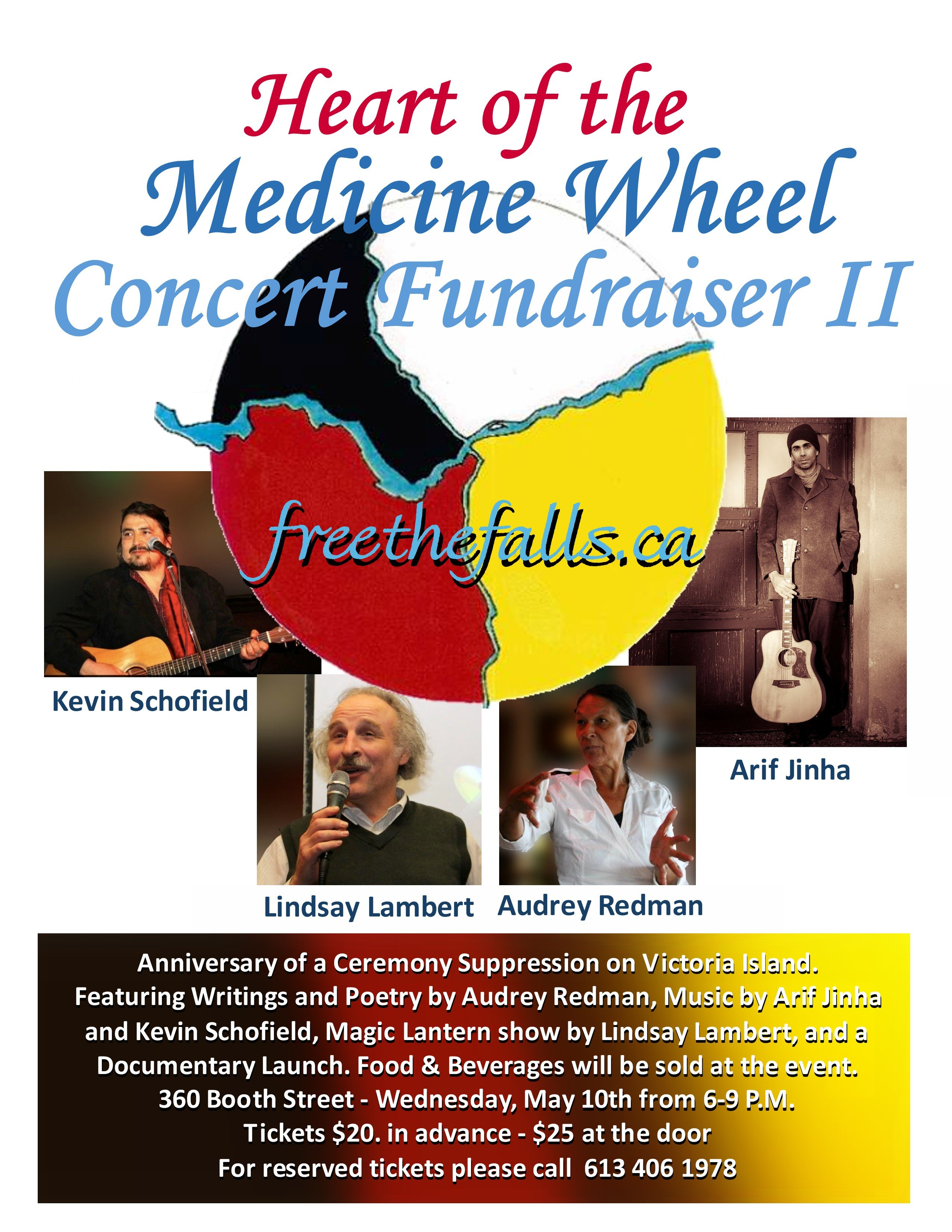 Fundraiser ConcertII -2017May10